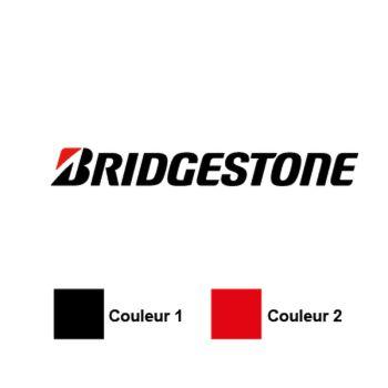 Bridgestone Logo Decal