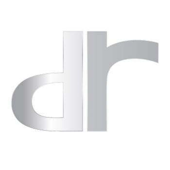 Sticker DR Logo