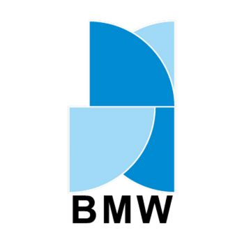 Sticker BMW Logo