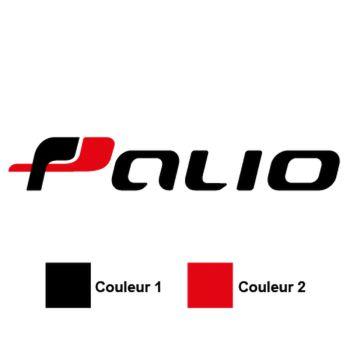 Fiat Palio Logo Decal