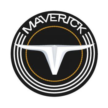 Sticker Ford Maverick Logo