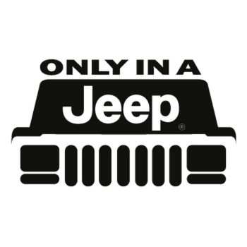 Sticker Jeep Cherokee Logo