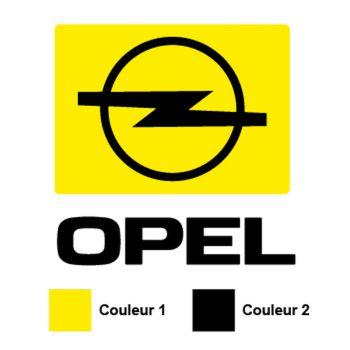Opel Logo Decal