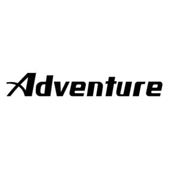 Fiat Palio Adventure Logo Decal