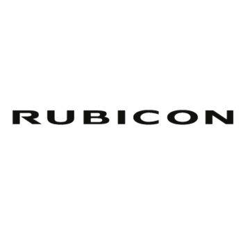 Jeep Rubicon Logo Decal