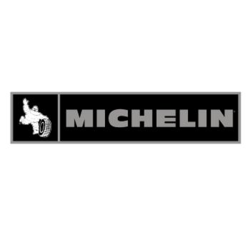 Michelin Logo Decal