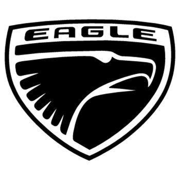 EAGLE Logo Decal