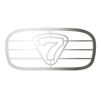 Sticker Lotus 7 Logo