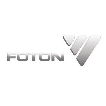 Foton Logo Decal