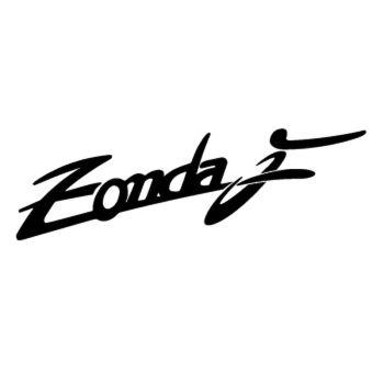 Pagani Zonda F Logo Decal