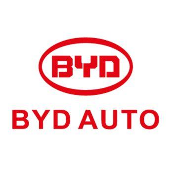 BYD Auto Logo Decal