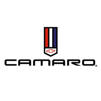 Chevrolet Camaro Logo Decal