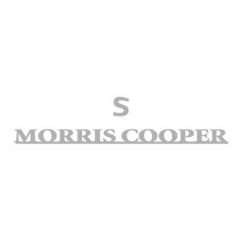Sticker Morris Mini Cooper logo