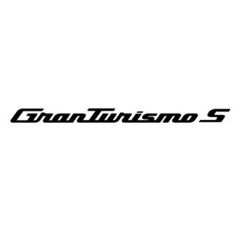Maserati Grand Turismo Logo Decal