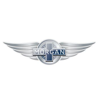 Morgan Logo Decal