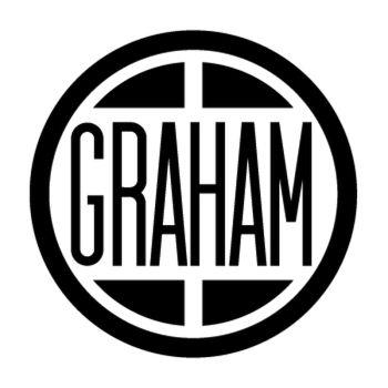 Graham Logo Decal