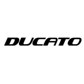 Sticker Fiat Ducato Logo
