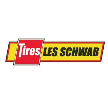 Pneus Les Schwab Logo Decal
