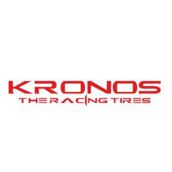Pneus Kronos Logo Decal