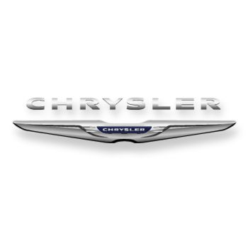 Sticker Chrysler Logo