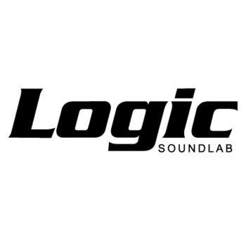 Logic Soundlab Logo Decal