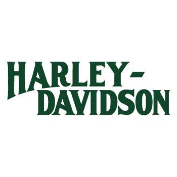 Harley Davidson 1950 Decal