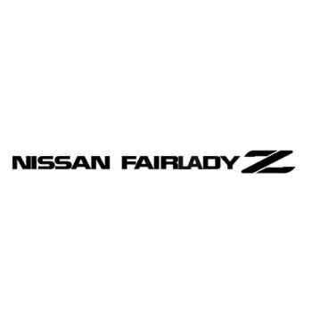 Sticker Nissan Fairlady Logo