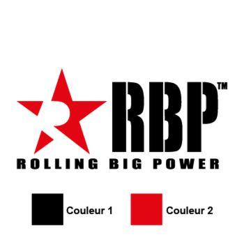 RBP Logo Decal