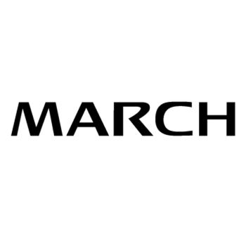 Sticker Nissan March logo