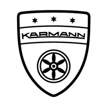 Karmann Logo Decal