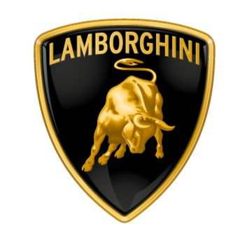 Lamborghini Logo Decal
