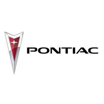 Pontiac Logo Decal