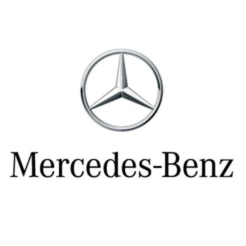Mercedes Benz Logo Decal