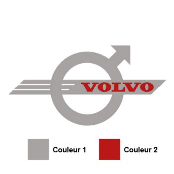 Sticker Volvo 1930 Logo