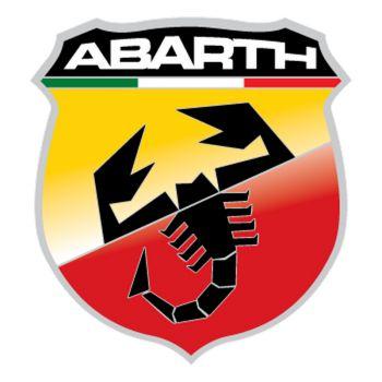 Fiat Abarth Logo Decal