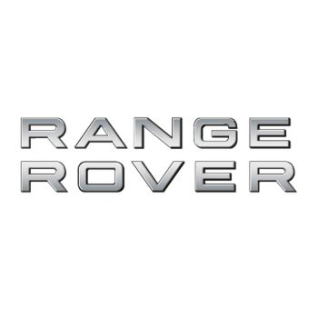 Range Rover Logo Decal