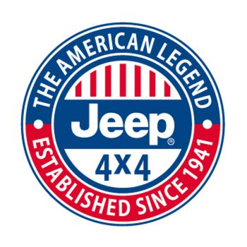 Jeep Logo Decal