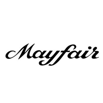Sticker Mini Mayfair logo