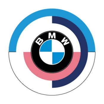 BMW 1970 Logo Decal