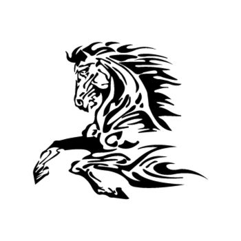 Sticker Ford Mustang Logo