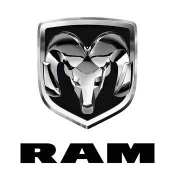 Dodge RAM Logo Decal