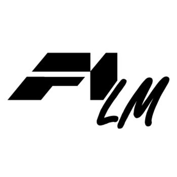 F1 LM McLaren Logo Decal