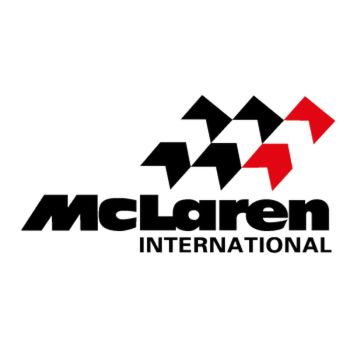 McLaren International Logo Decal