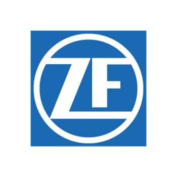 ZF Logo Decal