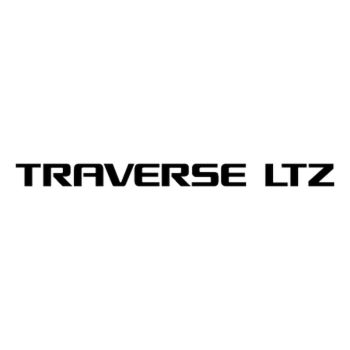 Sticker Chevrolet Traverse logo