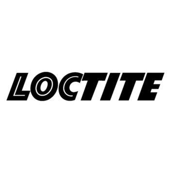 Sticker Loctite logo