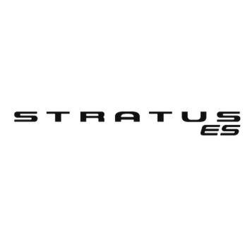 Dodge Stratus ES Logo Decal