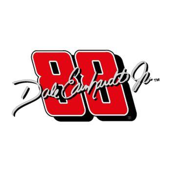 88 DALE EARNHARDT Logo Decal