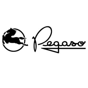 PEGASO Logo Decal