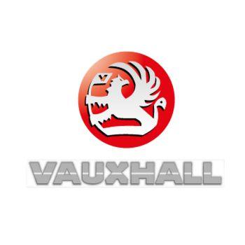 VAUXHALL Logo Decal
